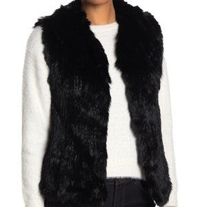 Genuine Rabbit 100% Fur Vest 67099